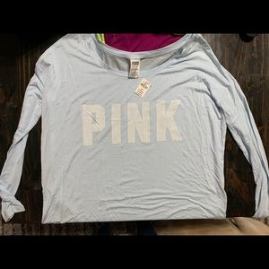 VS PINK long sleeve size M